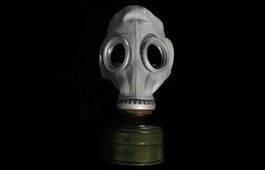 """Chernobyl"" Video Gas Mask"