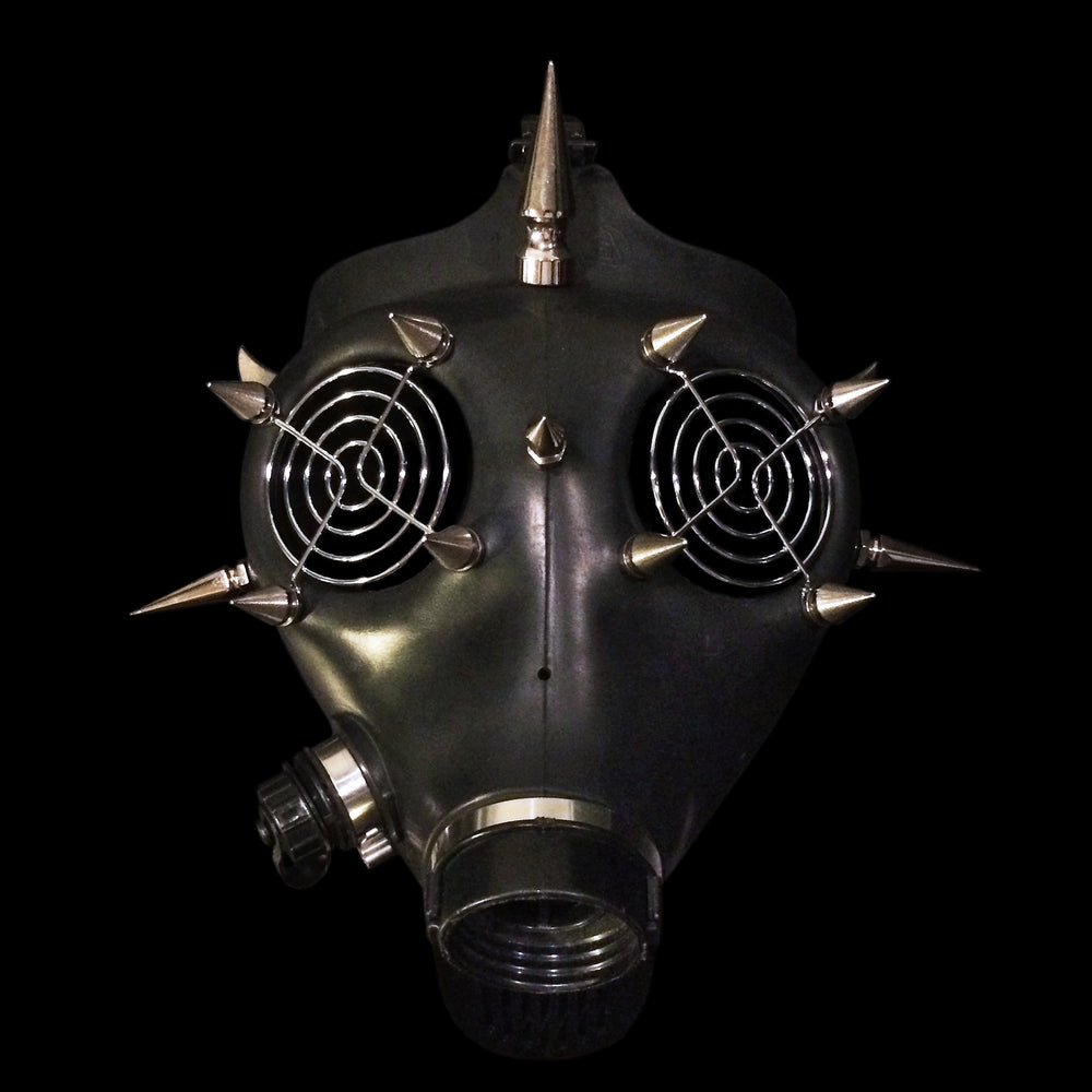 Load image into Gallery viewer, Chernobyl Horned Mask
