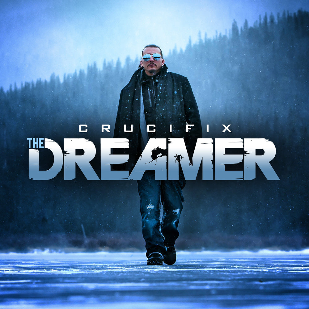 "CRUCIFIX - ""The Dreamer"" (Single)"