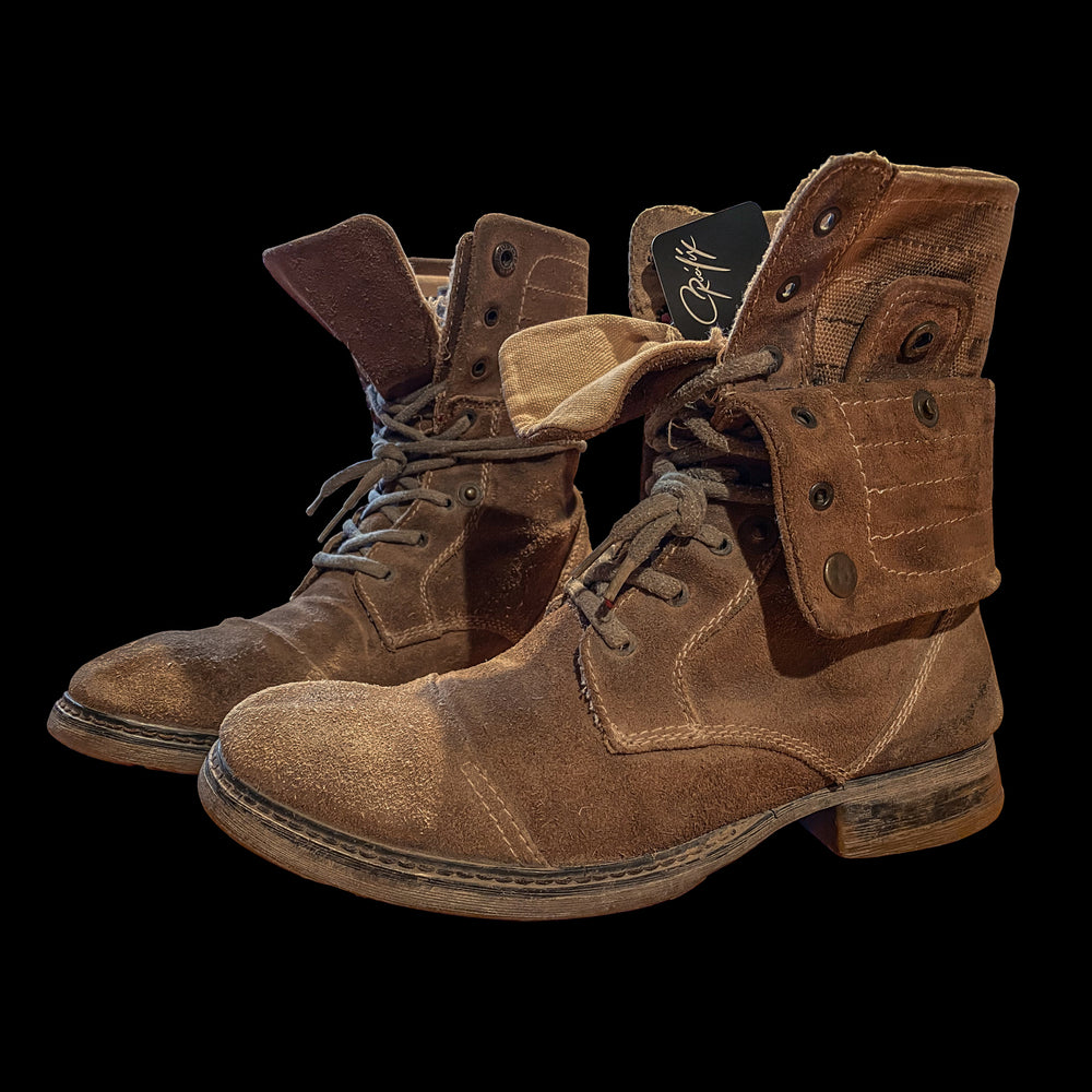 Mindfield Military Boots