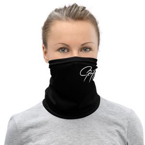 Signature Black Gaiter
