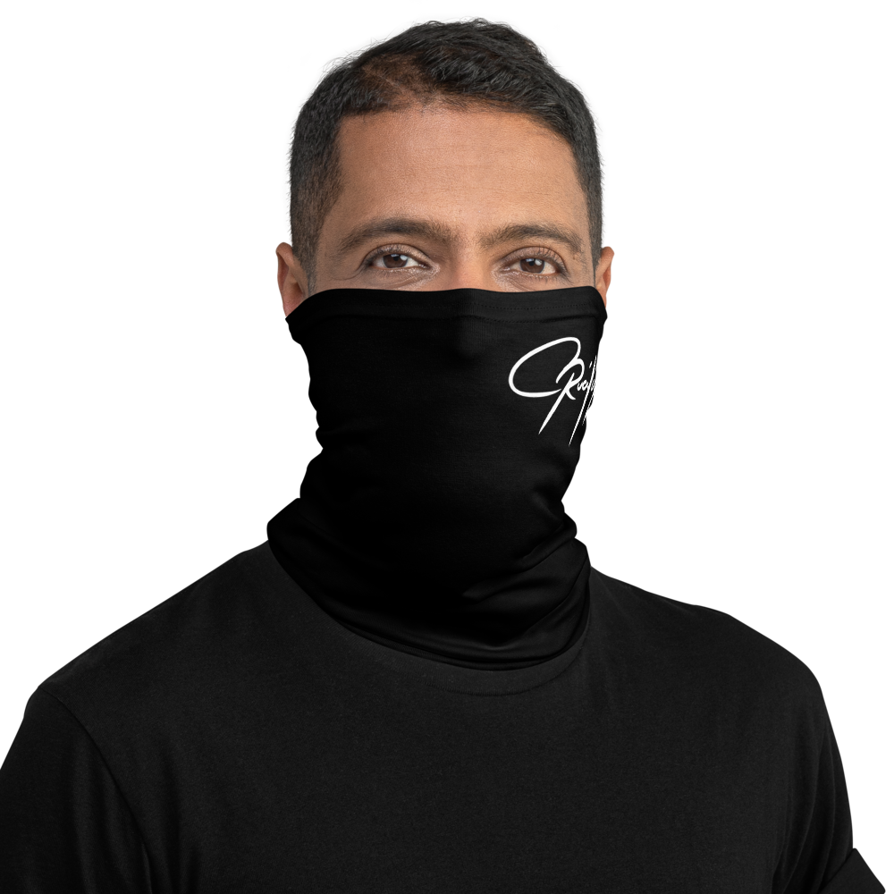 Load image into Gallery viewer, Signature Black Gaiter