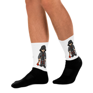 Load image into Gallery viewer, Axe Man Socks