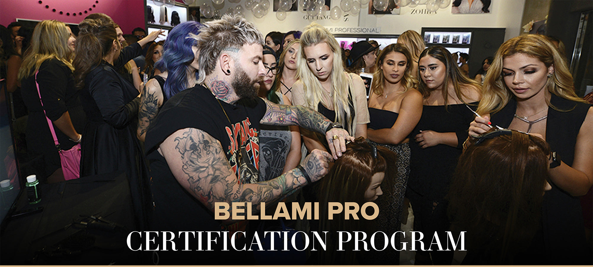 BELLAMI PROFESSIONAL CERTIFICATION PROGRAM