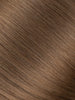 "BELLAMI Professional Micro Keratin Tip 20"" 25g  Ash Brown #8 Natural Straight Hair Extensions"