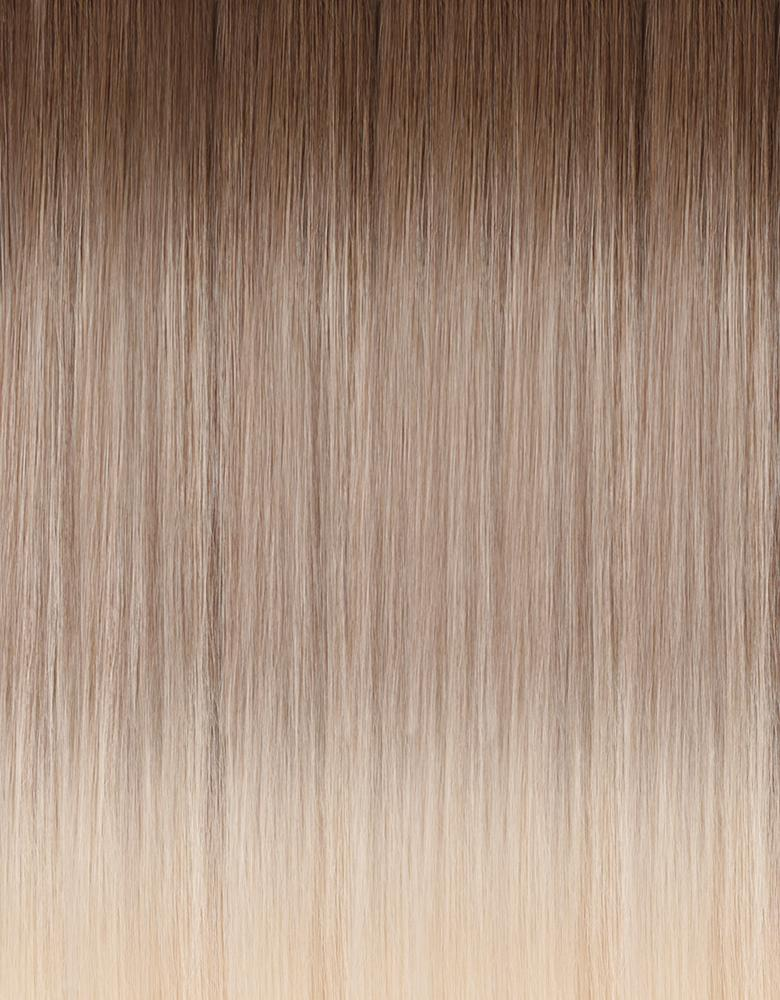 COOL MOCHACHINO BROWN/WHITE BLONDE Hair Extensions