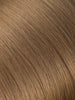 "BELLAMI Professional Micro Keratin Tip 16"" 25g  Light Ash Brown #9 Natural Straight Hair Extensions"