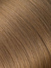 "BELLAMI Professional Volume Wefts 24"" 175g  Light Ash Brown #9 Natural Straight Hair Extensions"