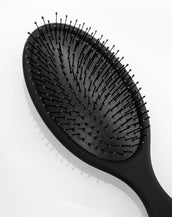 BELLAMI PROFESSIONAL BLACK HAIR BRUSH