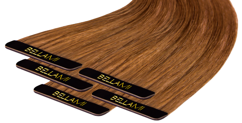 bellami tape in hair extensions