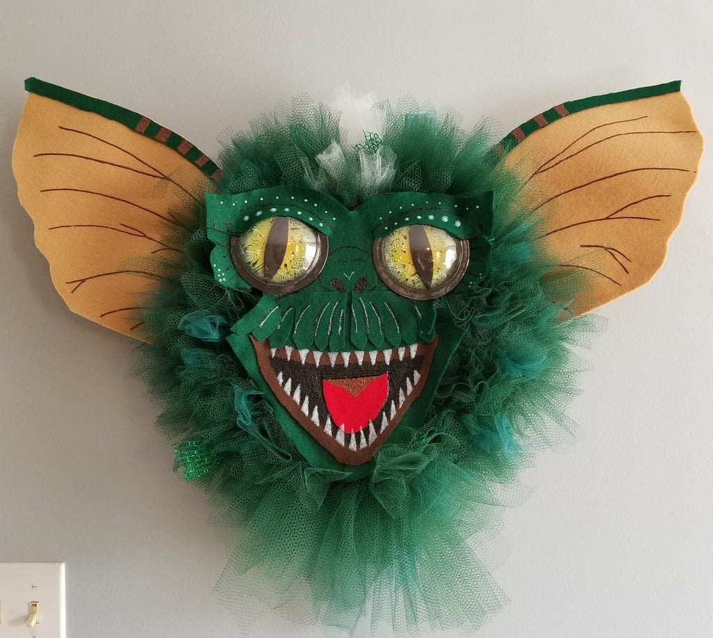 Gremlin Wreath Craft Project