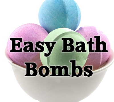 Simple Bath Bomb Recipe