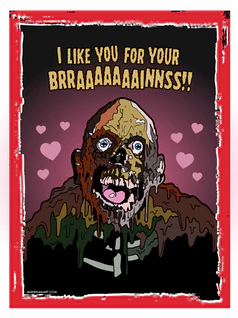 Tarman horror valentine