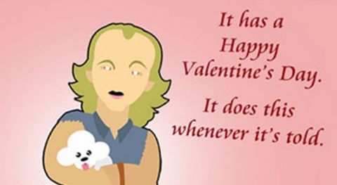 Buffalo Bill Valentine