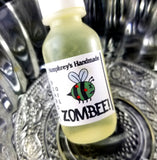 ZOMBEE Honeycomb Beard Oil | .5 oz Sample | Honey Scent - Humphrey's Handmade