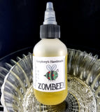 ZOMBEE Beard Oil | Honey Scent | Honeycomb | 2 oz - Humphrey's Handmade