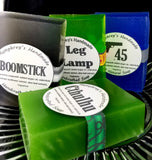CHOOSE SCENT Batch of 4 Soap Bars | Any Single Scent | Beard Wash | Shave Soap | Body Bar - Humphrey's Handmade