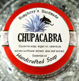CHUPACABRA Soap |  Agave, Citrus and Dune Grass Scent | Unisex Shave Soap | Beard Wash | Body Bar - Humphrey's Handmade