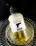 9mm Coffee & Leather Beard Wash & Body Wash | 8 oz | Exclusive - Humphrey's Handmade