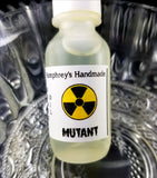 MUTANT Beard Oil | .5 oz Sample | Lemon Lime Beard Oil - Humphrey's Handmade