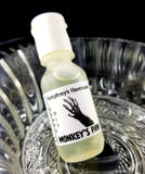 MONKEY'S PAW Beard Oil | .5 oz Sample | Coconut & Banana Beard Oil - Humphrey's Handmade