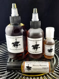 HEADLESS HORSEMAN Beard Oil or Cologne | Halloween Special Edition | Nutmeg | Cinnamon | Pumpkin Pie - Humphrey's Handmade