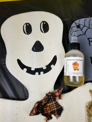 SPOOPY Beard Oil | Apple Cider | Halloween | 2 oz - Humphrey's Handmade