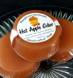 HOT APPLE CIDER Soap | Unisex | Shave & Shampoo Bar | Beard Wash | Shave Puck - Humphrey's Handmade