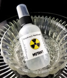 MUTANT Body Spray | Lemon Lime | 2 oz | Citrus Cologne - Humphrey's Handmade