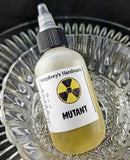 MUTANT Beard Oil | Lemon Lime Scent | 2 oz | Essential Oils - Humphrey's Handmade