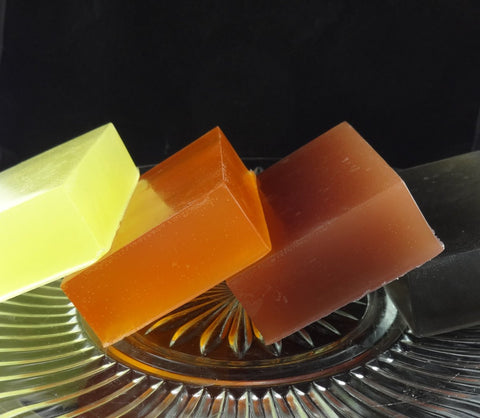 CHOOSE SCENT Batch of 4 Soap Bars | Any Scent | Beard Wash | Shave Soap | Body Bar - Humphrey's Handmade