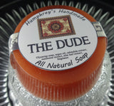 THE DUDE Soap | Sandalwood Patchouli | Shave Puck | Beard Wash