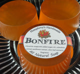BONFIRE Soap | Smoke Firewood Scent | Beard Wash | Shave Soap - Humphrey's Handmade