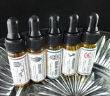 PICK ANY FIVE Jojoba Cologne Oils |  Mix n Match | Cologne Sampler - Humphrey's Handmade