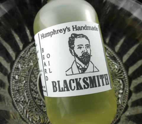 BLACKSMITH Beard Oil | Tobacco Caramel | 2 oz - Humphrey's Handmade