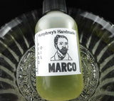MARCO Beard Oil | Polo Sport Type | 2 oz - Humphrey's Handmade