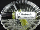 BLACKSMITH Men's Cologne Oil | Roll On Jojoba Oil | Tobacco Blossom Caramel - Humphrey's Handmade