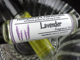 LAVENDER Roll On Perfume | Essential Oil Fragrance | Jojoba Oil - Humphrey's Handmade