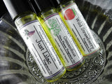 PICK ANY THREE Perfume Oils | Women's Cologne Oil Sampler | Golden Jojoba Oil - Humphrey's Handmade