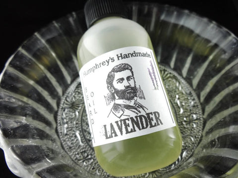 LAVENDER Beard Oil | Essential Oil | 2 oz - Humphrey's Handmade
