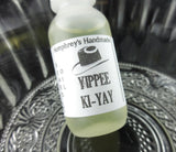 YIPPEE-KI-YAY Beard Oil | Small .5 oz | Very Sexy Type - Humphrey's Handmade