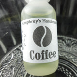 COFFEE Beard Oil | Small .5 oz Beard Conditioner | Coffee Bean Scent - Humphrey's Handmade