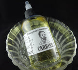 CARBINE Beard Oil | Gun Oil | 4 oz - Humphrey's Handmade