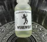 WEREWOLF Beard Oil | .5 oz Beard Conditioner | Twilight Woods Type | Citrus | Cedar | Vetiver - Humphrey's Handmade