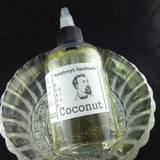 COCONUT Beard Oil | 4 oz | Tropical Serum - Humphrey's Handmade