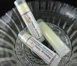 Custom HAPPY BIRTHDAY Lip Balm | Buttercream Flavor - Humphrey's Handmade
