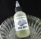 DEEZ NUTS Beard Oil | Honey Almond Scent | 2 oz - Humphrey's Handmade