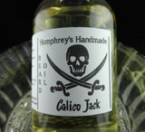 CALICO JACK Beard Oil | 4 oz | Nautica Type | Spicy | Lavender | Amber | Lemon | Sage | Sandalwood - Humphrey's Handmade
