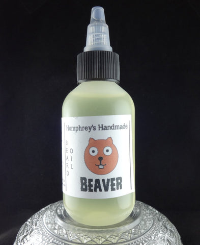 BEAVER Beard Oil | Pine Woods Pineapple | 2 oz - Humphrey's Handmade