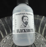 BLACKSMITH Men's Body Spray | Caramel Tobacco Blossom | 2 oz | - Humphrey's Handmade